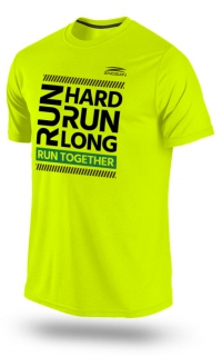 Run Hard Run Long Yellow (Male)